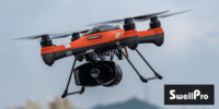Swellproの防水ドローン「Splash Drone 3+」に専用スピーカーが誕生!