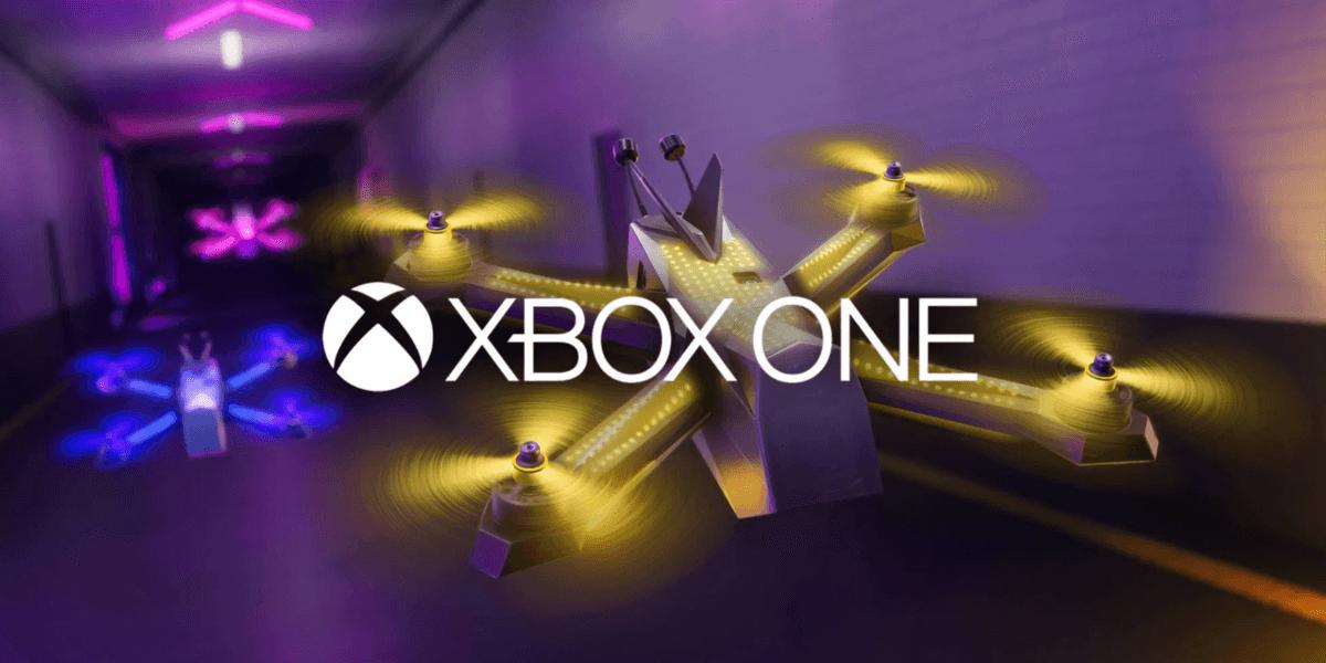 ドローンのゲーム「The Drone Racing League Simulator」Xbox Oneに登場