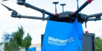 ウォルマート、ノースカロライナ州で一部食料品のドローン配達を開始