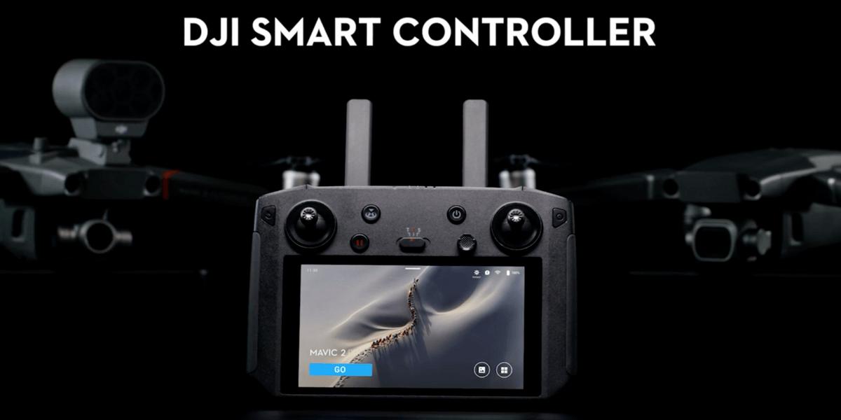 「DJI Mini 2」のアップデート!「DJIスマート送信機」が使用可能に