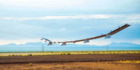 HAPS Mobileの「Sunglider」飛行テスト成功!成層圏で約5時間フライト