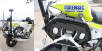 警察官がバイクにDJIドローン「Phantom 4 RTK」を装備 – オーストラリア