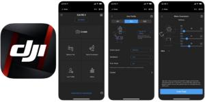 「DJI Ronin」アップデートのお知らせ(iOS:v1.4.4 / Android:v1.4.4)