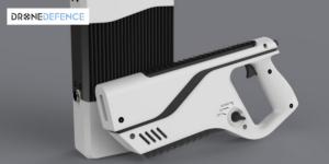 ピストルサイズのドローンガン「ThePaladyne E1000MP」- Drone Defence