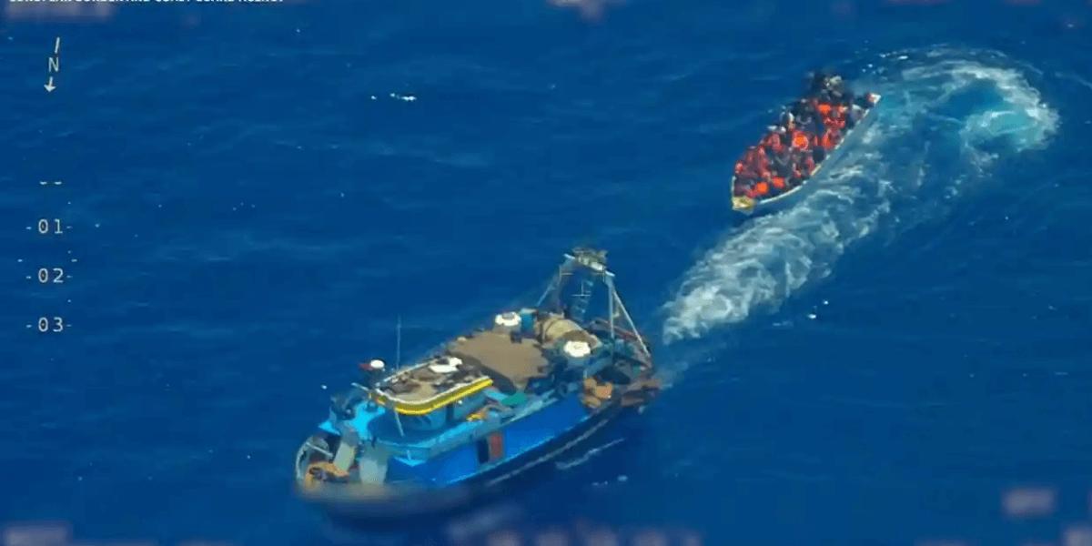 ヨーロッパへ不法入国する移民をドローンが追跡 – Airbus、IAI