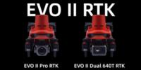 Autelの新商品!?「Evo II Pro RTK」と「Evo II Dual 640T RTK」のリーク情報