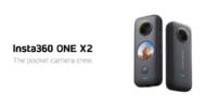 「Insta360 ONE X2」販売開始!5K 30fps撮影可能な360度カメラ