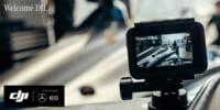 DJI、Mercedes-Benz EQ Formula E Teamと新プロジェクト開始