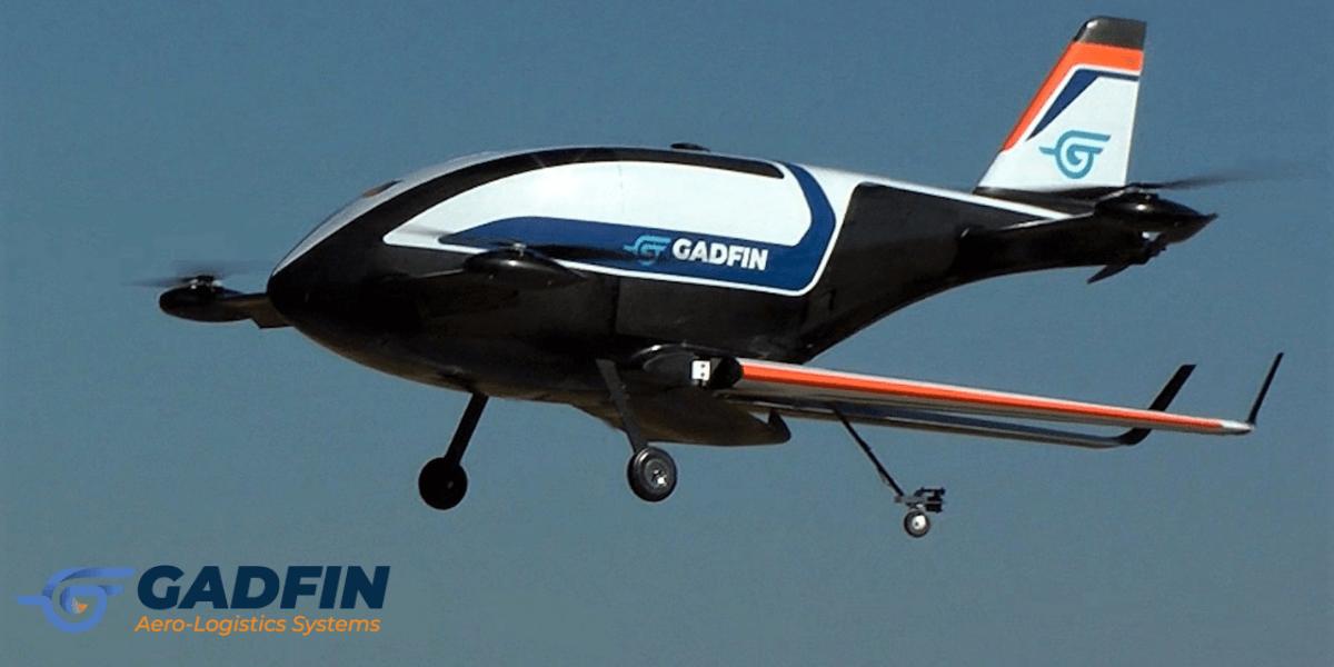 イスラエルのGadfin、ユニークな医療用ドローンを開発 運用開始