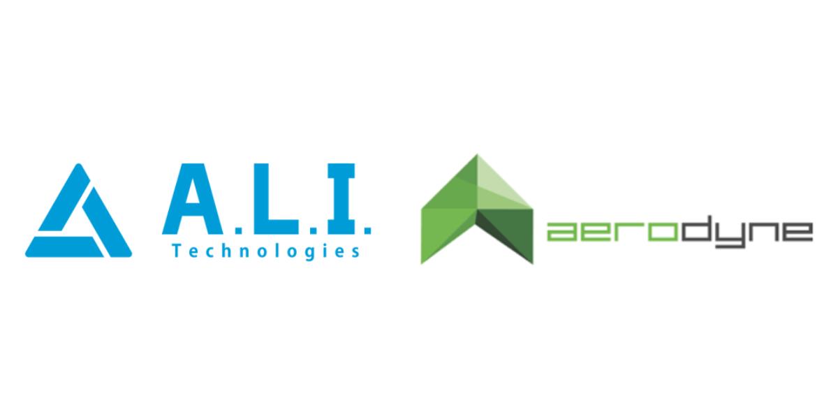 A.L.I.とエアロダインジャパンがドローンサービス展開のため業務提携