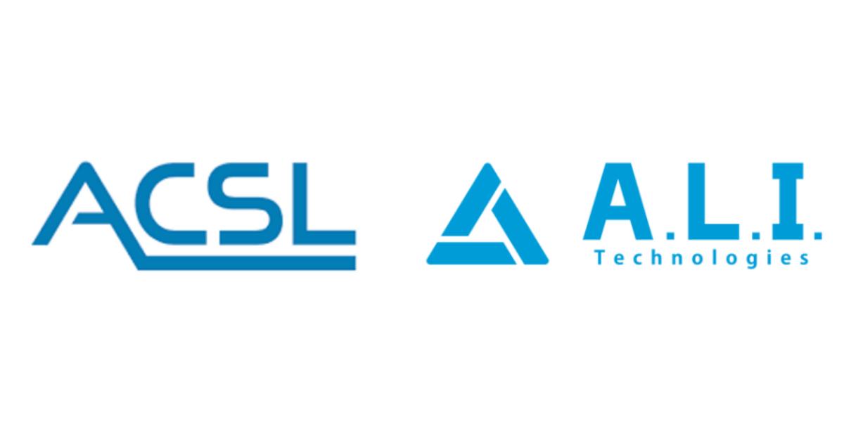 ACSL、安全なドローン運搬システム構築に向けA.L.I. Technologiesと連携