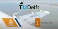 海上にて、オランダの水素を動力源とするドローンが3時間半のフライト成功