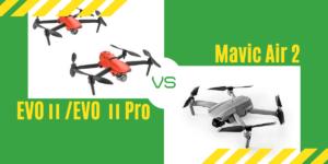 【徹底比較】Autel「EVO 2シリーズ」 VS DJI「Mavic Air 2」性能の違いは?