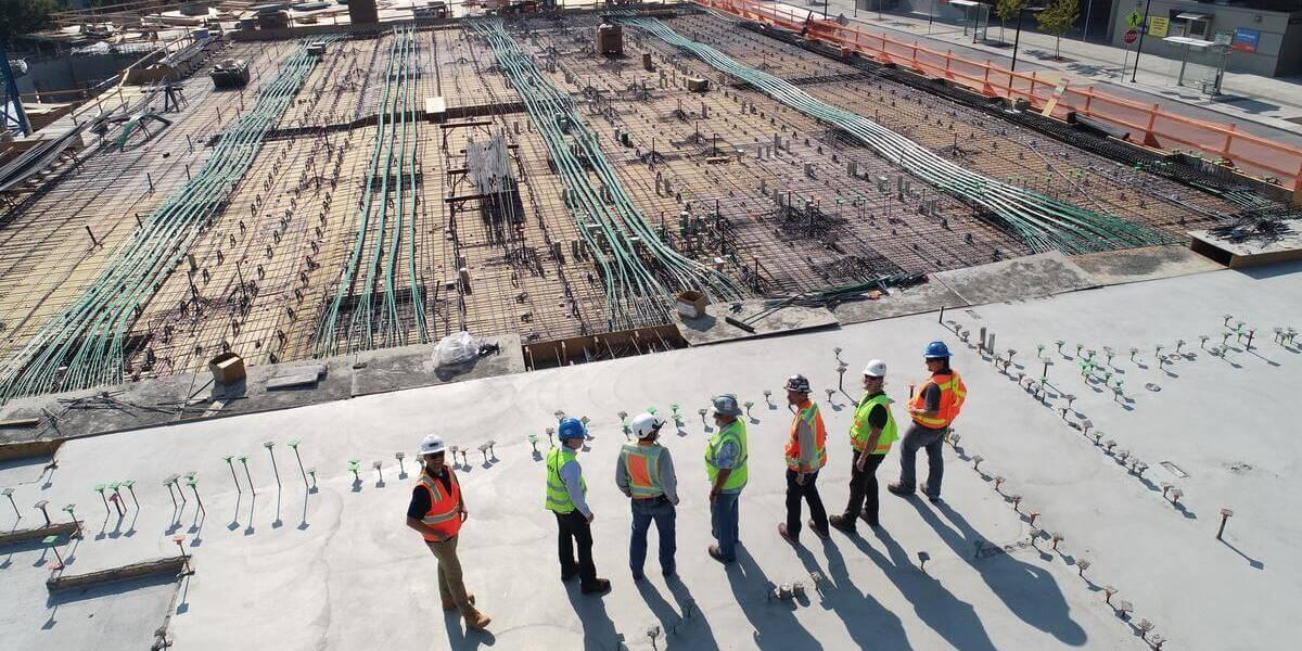 建設関連のドローン市場、2027年までに119.6億ドルになる見込み