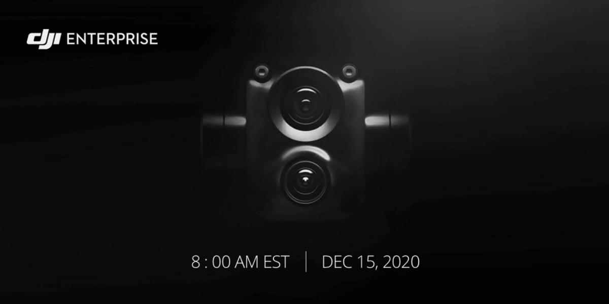 12月15日(北米時間)DJIが新製品を発表と予告!待望のFPVドローン?