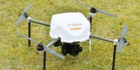 ソフトバンクと双葉電子、高精度の産業向けドローンのプロトタイプを開発