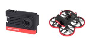 Insta360、FPV専用アクションカメラ「SMO 4K」発売!ドローンセットも有り