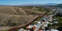 メキシコ国境沿いに新しい壁が建設されるも、次はドローンで麻薬の密輸