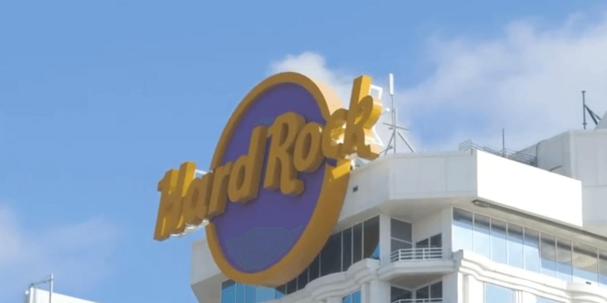 Hard Rock(ハードロック)ドローンによるプロモーションビデオを公開