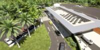 ドイツの空飛ぶタクシー会社Lilium GmbH、飛行場「Vertiport」の建設を計画