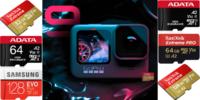 失敗しない!GoPro「Hero9 Black」のmicroSDカードの選び方とおすすめ解説