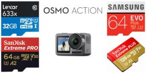 失敗しない!DJI「Osmo Action」のおすすめmicroSDカードと選び方を解説