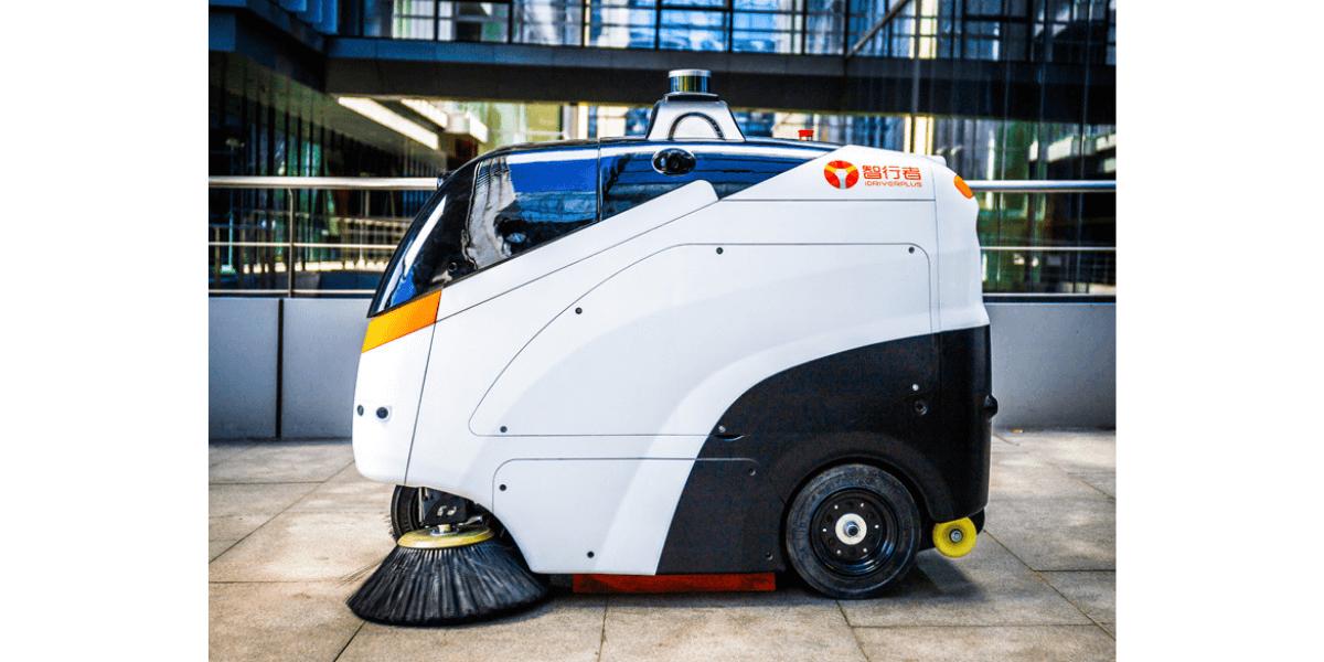 智行者の屋外用自動掃除ロボット「viggo」とLADSパッケージの国内提供開始