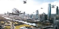 中国のエアモビリティ会社EHang、Re.Invent Air Mobilityのメンバーに選出