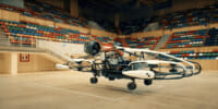 ロシアのHover、地上を走り、空飛ぶクルマのプロトタイプ映像を公開