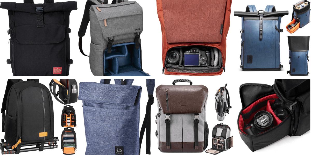 【リュック系】カメラバッグのおすすめ10選!おしゃれで人気なブランドも