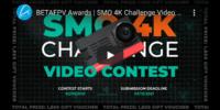 ドローンメーカーBETAFPV、「SMO 4K Challenge Video Contest」開始