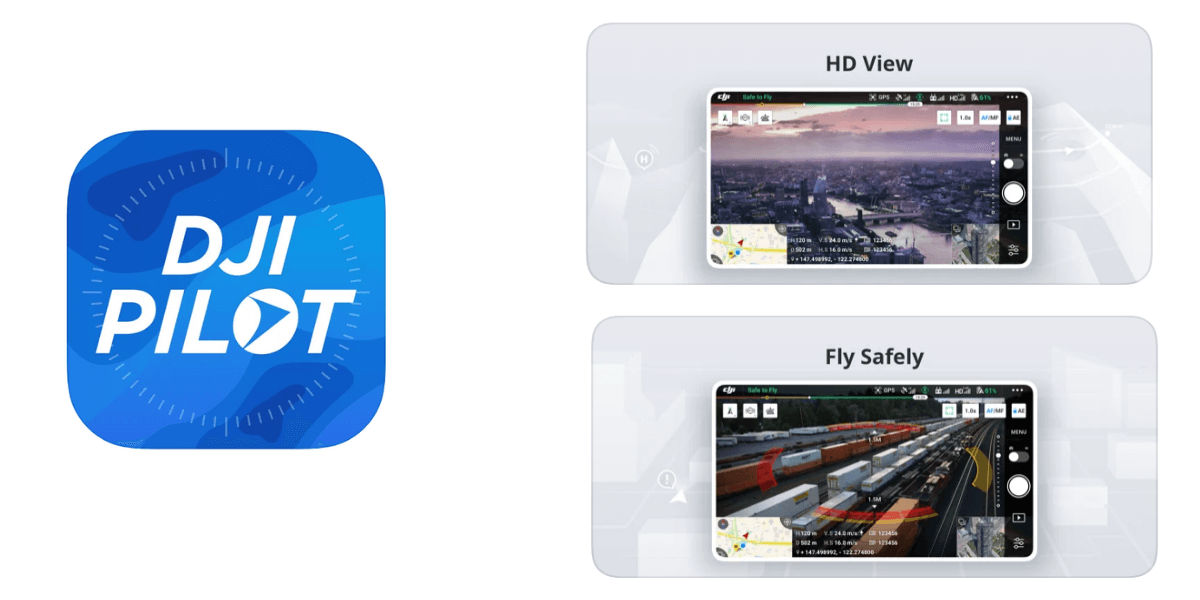 「DJI Pilot」アプリ アップデートのお知らせ(iOS:v1.1.5)