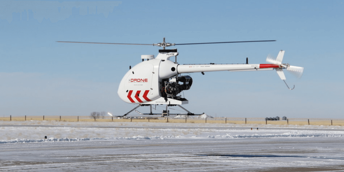 Drone Delivery Canadaの「Condor(コンドル)」、運用前の試験に成功