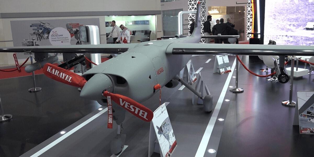 サウジアラビアの企業、トルコの戦闘用ドローン「Karayel-SU」の生産開始