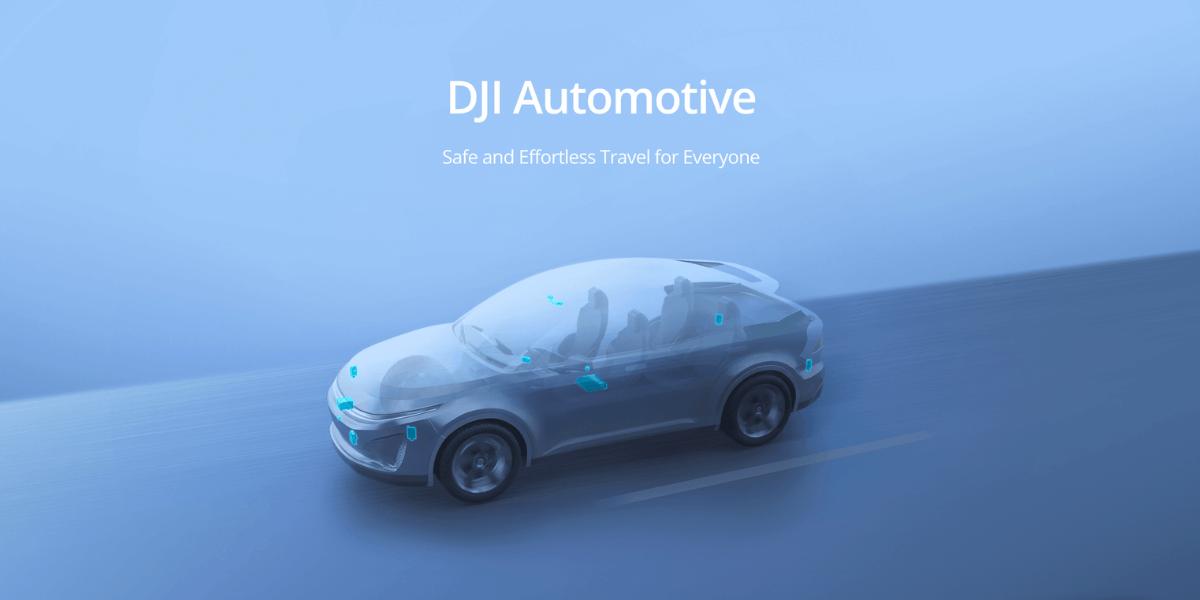 ドローンメーカーDJI、自動車業界参入を公式発表!自律運転技術で活躍か!?