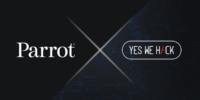 ドローンメーカーParrot、YesWeHackと提携しバグ報奨金プログラム開始