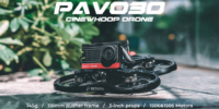 BETAFPV、新CineWhoopドローン「Pavo30 Whoop Quadcopter」販売開始