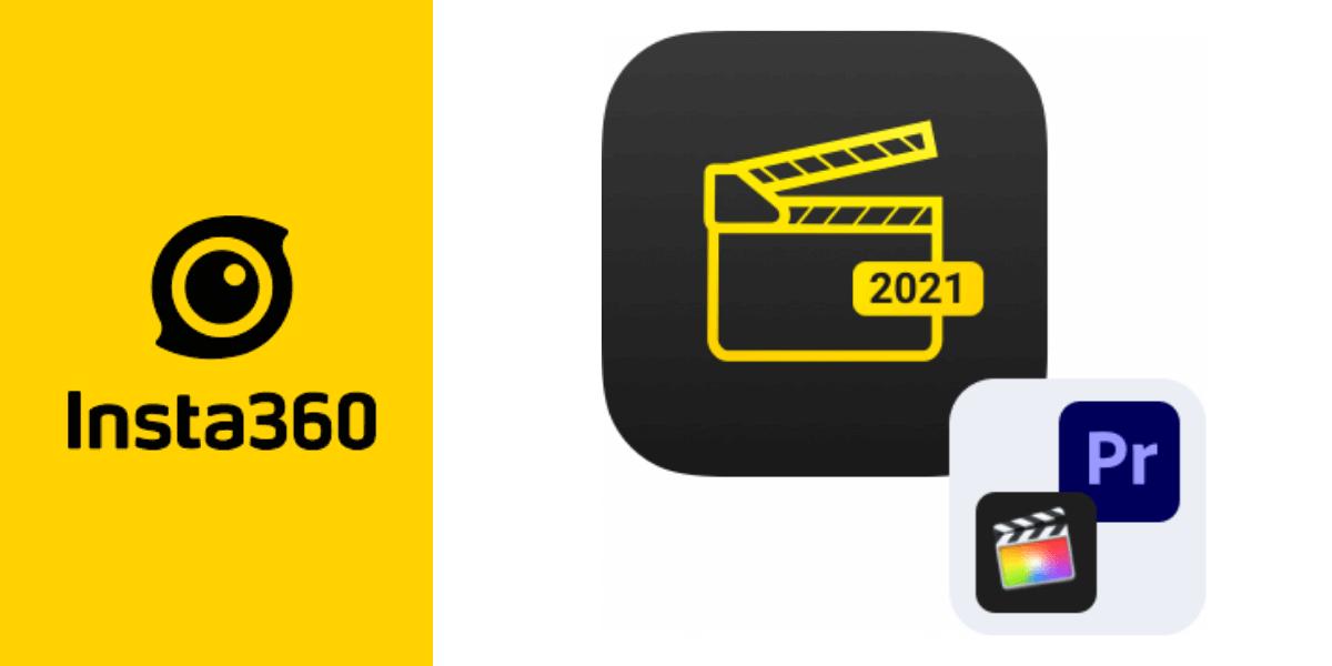 「Insta360 STUDIO 2021」360度編集ソフト アップデートのお知らせ(v3.6.4)