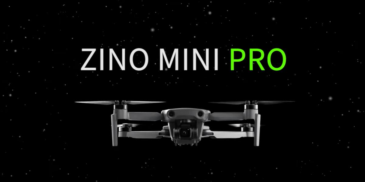 Hubsanの新ドローン「Zino Mini Pro」アメリカで予約販売開始!4800万画素