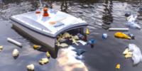 水上のゴミを収集する水中ドローン「Waste Shark」 デンマークで活躍