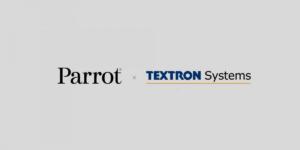 仏ドローンメーカーParrot、Textron Systemsと提携発表!ソフトウェアの強化