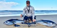 空飛ぶドローンを釣りに使用!ドローンフィッシング「Gannet」