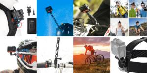 Insta360「ONE R」のおすすめ自転車マウント8選!サイクリングを撮影しよう