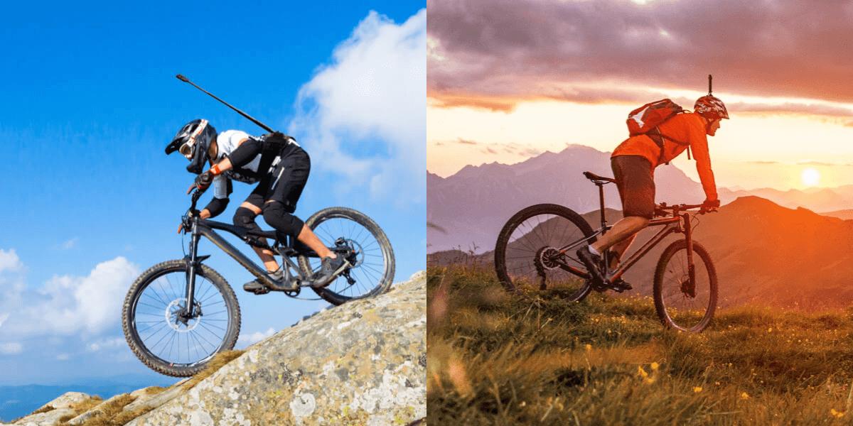 Insta360「ONE X2」のおすすめ自転車マウント7選!サイクリング風景を撮影
