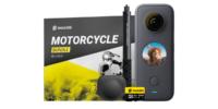 Insta360「ONE X2」のおすすめバイクマウント6選!ツーリングを撮影しよう