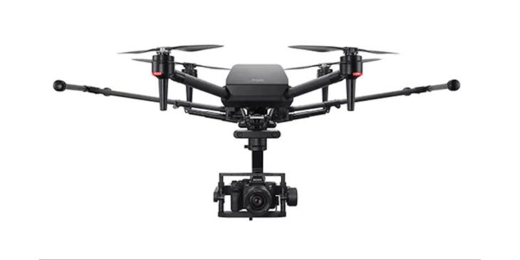 ソニー、プロ向けの業務用ドローン「Airpeak S1」発売を発表