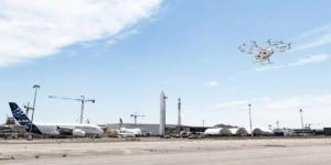 独ドローンタクシーメーカーVolocopter、2024年のパリ五輪で運用予定