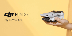 DJIの新ドローン「DJI Mini SE」販売開始!日本での発売は?