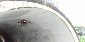 PRODRONE、トンネルの天井面を検査できるドローン「PD-WL」を納品