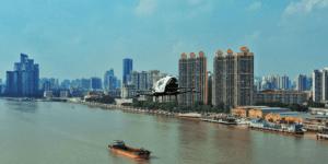 EHang、中国広東省での新型コロナウイルス対策に空飛ぶクルマを利用